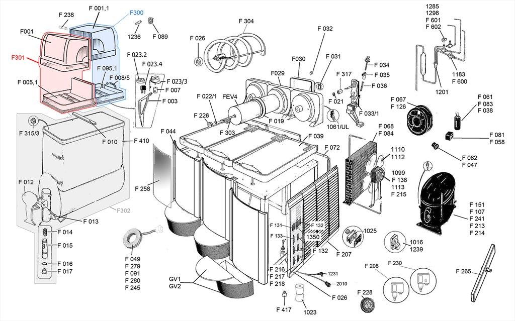 sencotel slush machine instructions